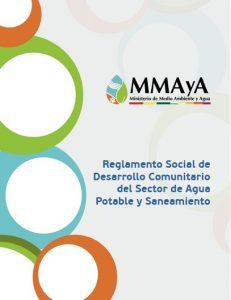 Reglamento Social de Desarrollo Comunitario del Sector de Agua Potable y Saneamiento