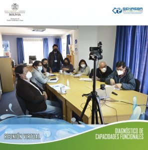 REUNIÓN: DIAGNÓSTICO DE CAPACIDADES FUNCIONALES.
