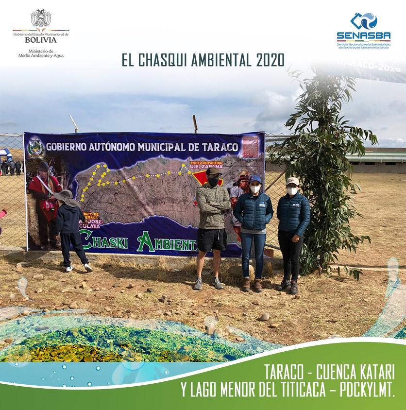 """PLOGGING """"EL CHASQUI AMBIENTAL 2020"""""""