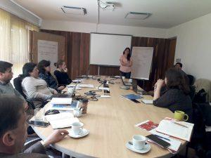 MMMAyA lleva a cabo taller intersectorial para determinar la metodología nacional de formación de competencias en agua y saneamiento