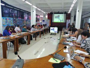 Se lleva a cabo taller sobre equidad de género en el sector de agua potable y saneamiento básico